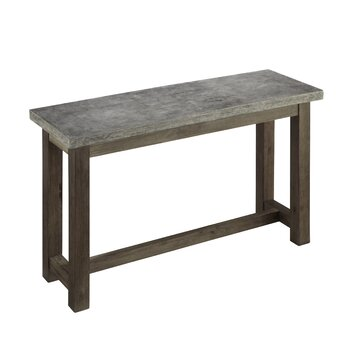 Home Styles Concrete Chic Console Table Allmodern