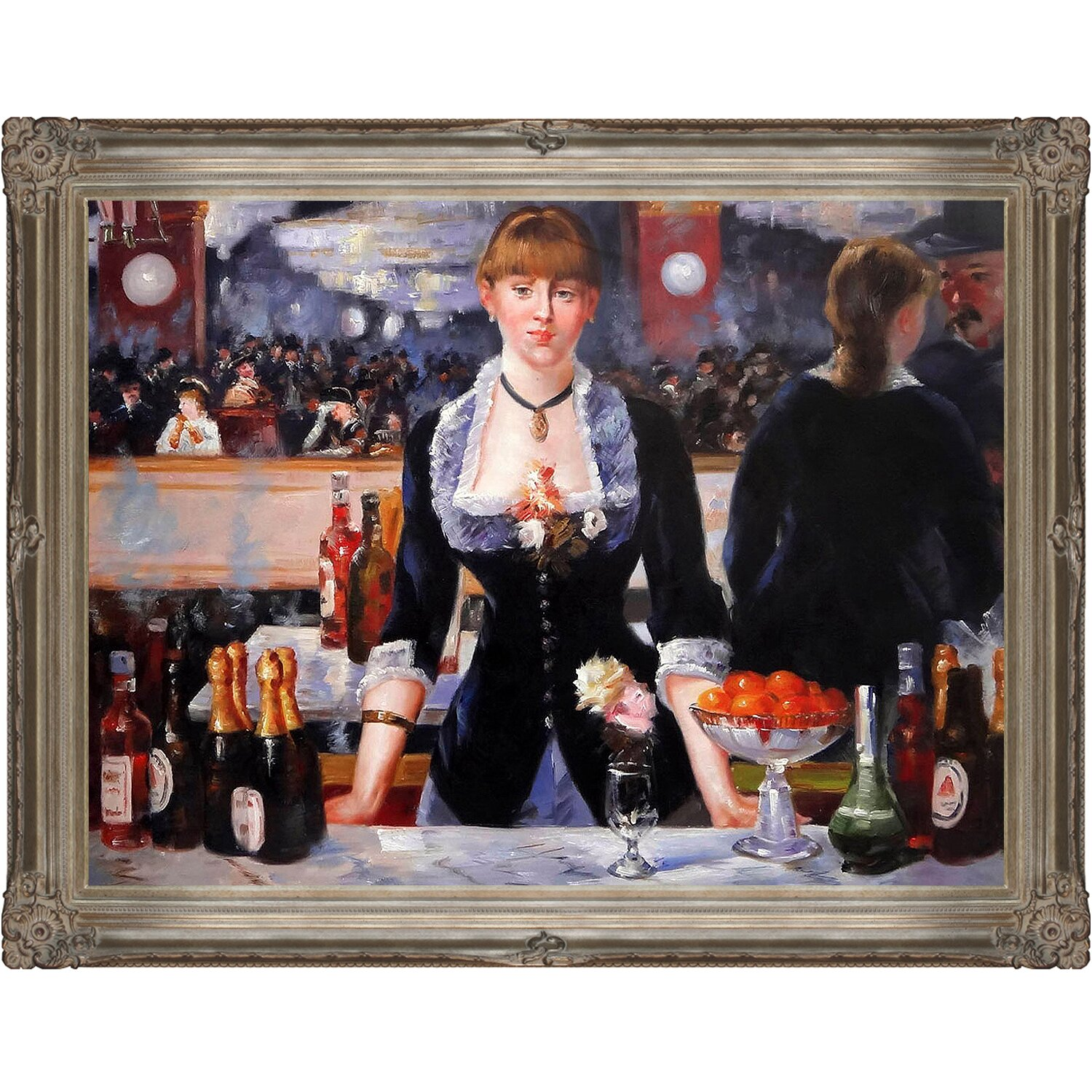 Manet A Bar at the FoliesBergère video  Khan Academy