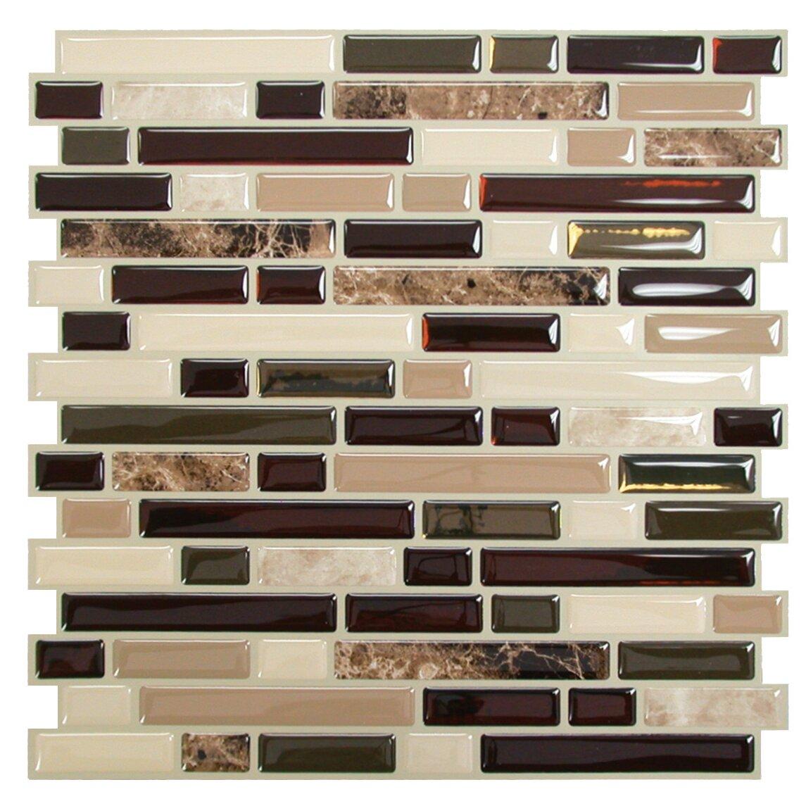 Home depot peel and stick backsplash tiles
