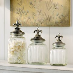 Decorative Jars & Canisters