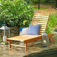 Wood Patio Furniture Wayfair