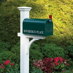 Mailboxes Amp Address Plaques Wayfair