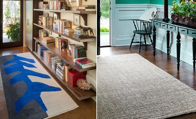 Foyer Rug Sets : How to choose an area rug for your entryway wayfair