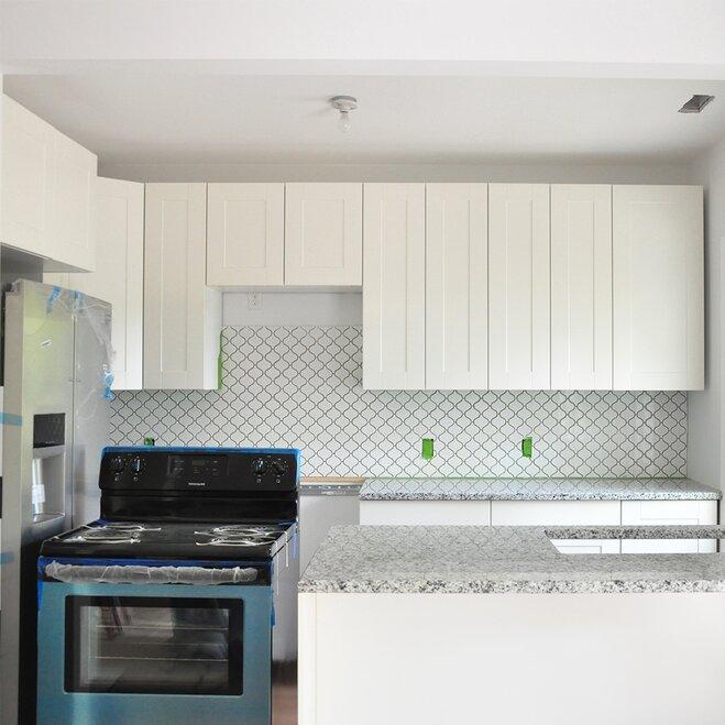 Install Kitchen Backsplash: How To Install Kitchen Backsplash Tile