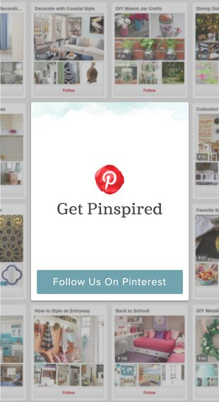 Follow Wayfair on Pinterest