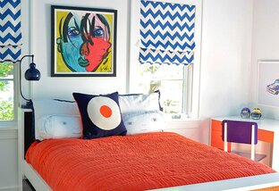A Colorful Kid's Bedroom