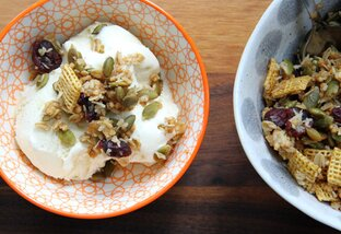 Seasonal Recipe: Fall Snack Mix