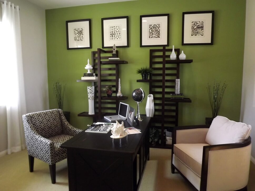 Contemporary Home Office design