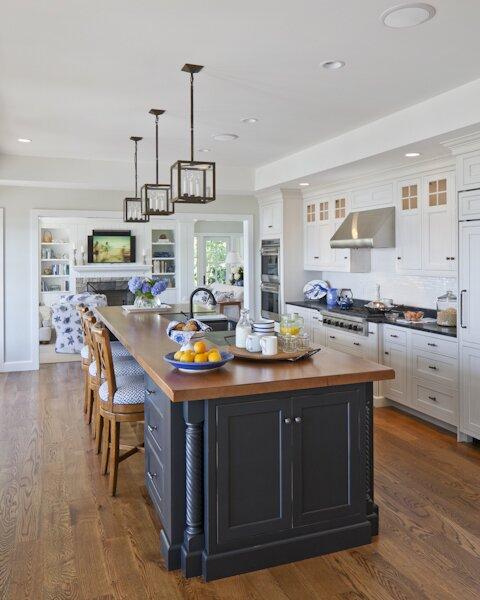 Brian Vanden Brink Coastal Kitchen design