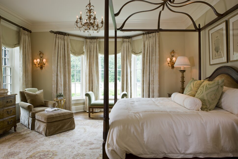 Gordon Beall Photography Traditional Bedroom design