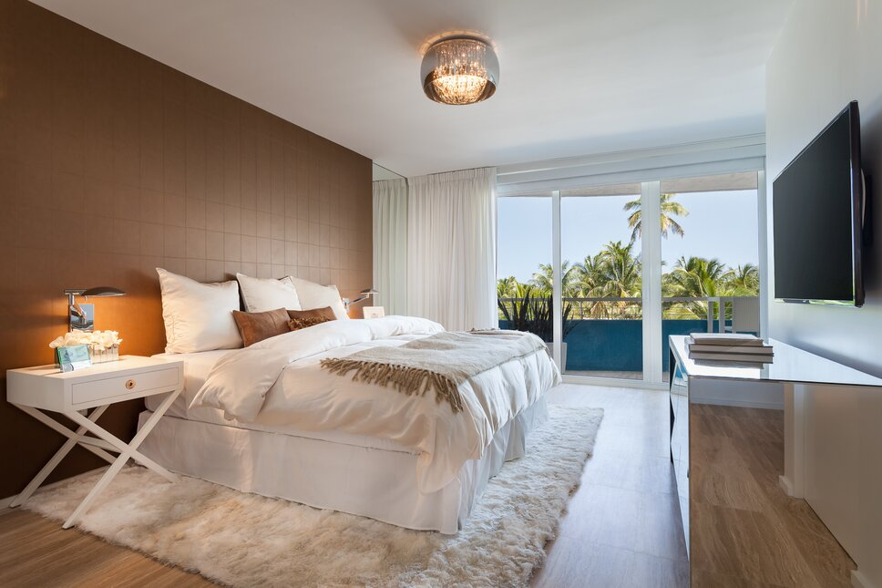 Modern Bedroom design
