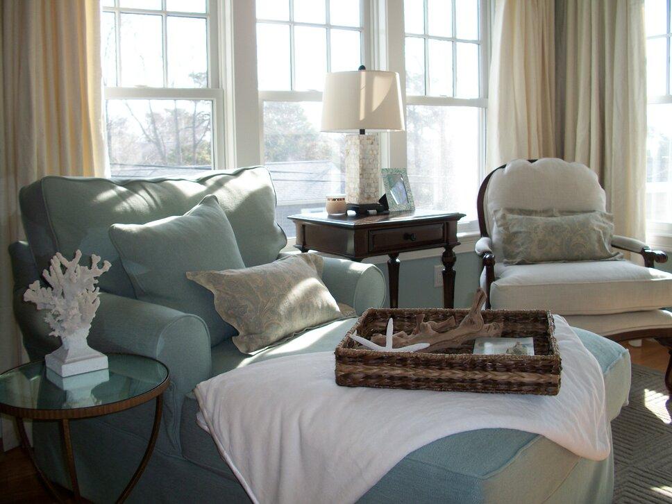 Kristy Kay Design Coastal Bedroom design