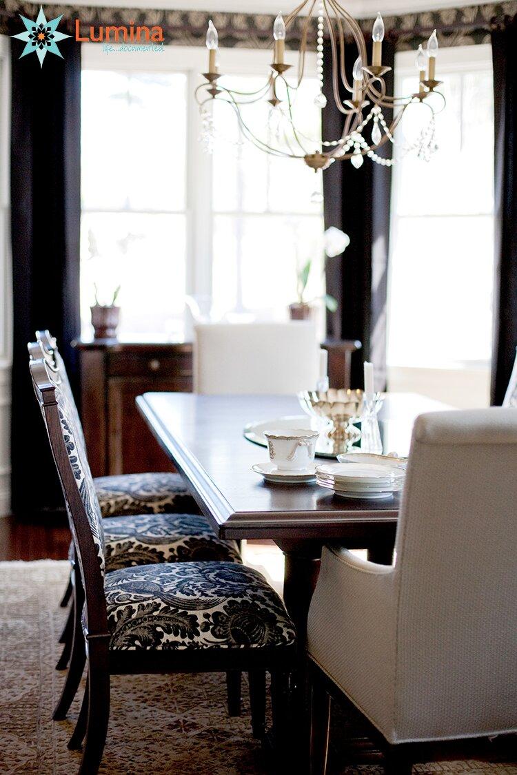 LuminaNH Photography - Kelli Wholey Traditional Dining Room design