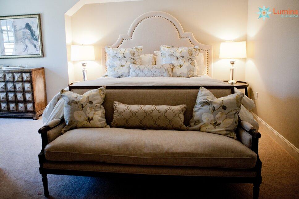 LuminaNH Photography - Kelli Wholey Traditional Bedroom design