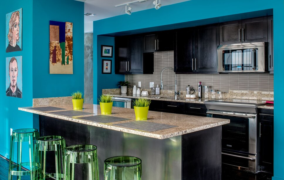 Interior Design by Lauren M. Levine