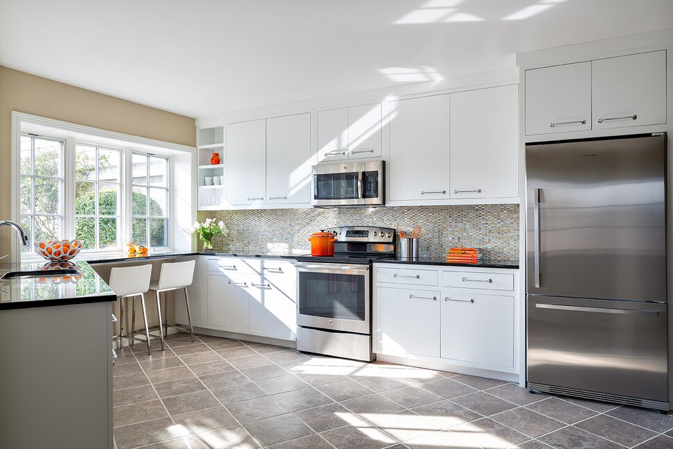 Donna Dotan Photography Inc. Contemporary Kitchen design