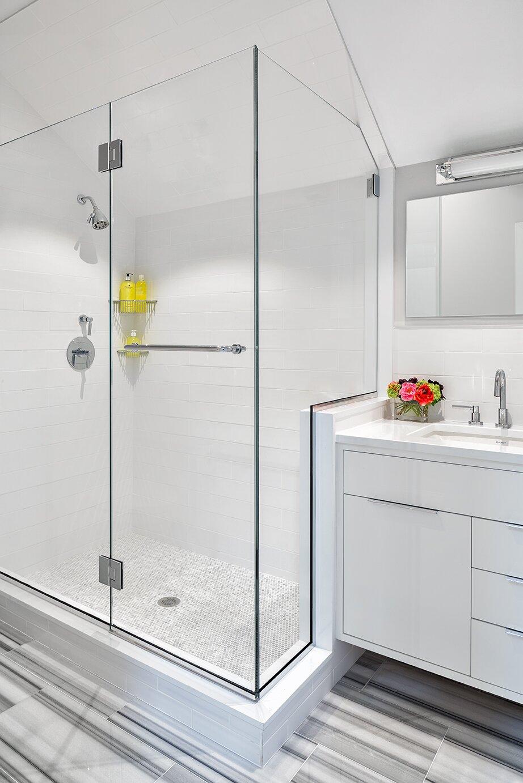 Donna Dotan Photography Inc. Contemporary Bathroom design