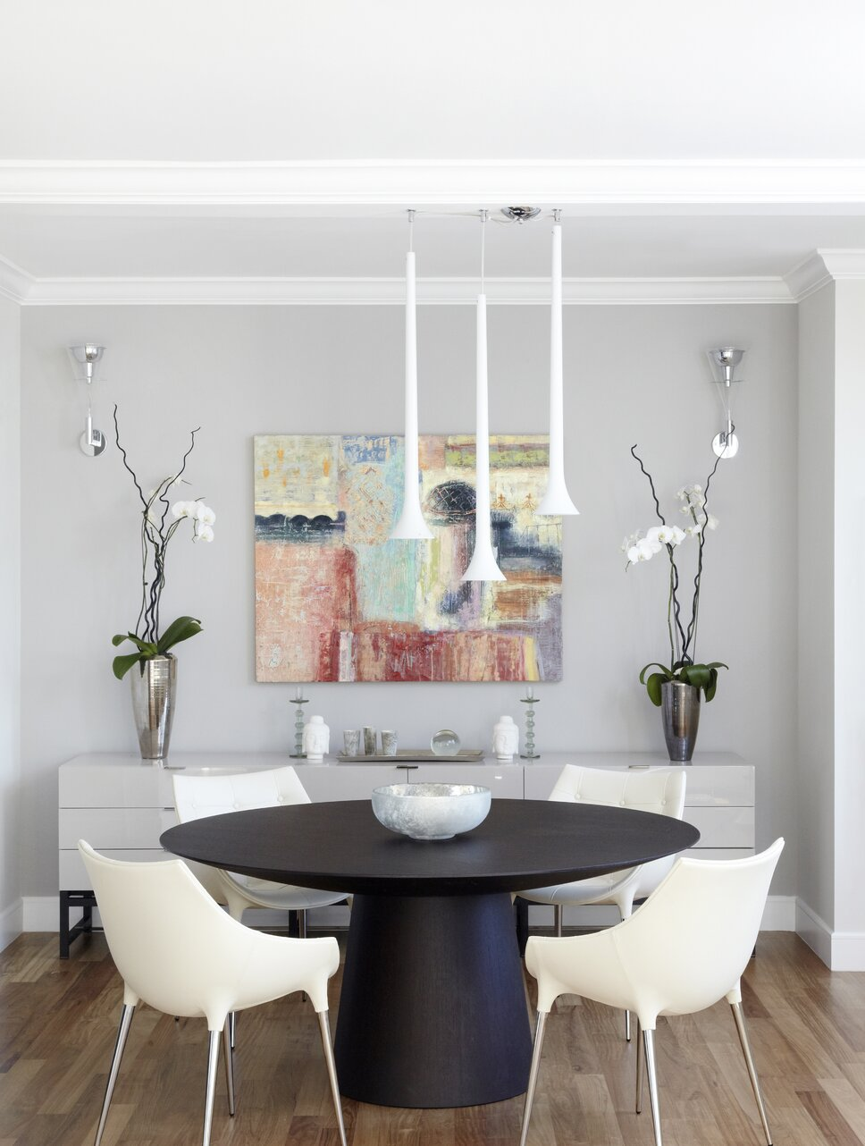 marili forastieri Modern Dining Room design