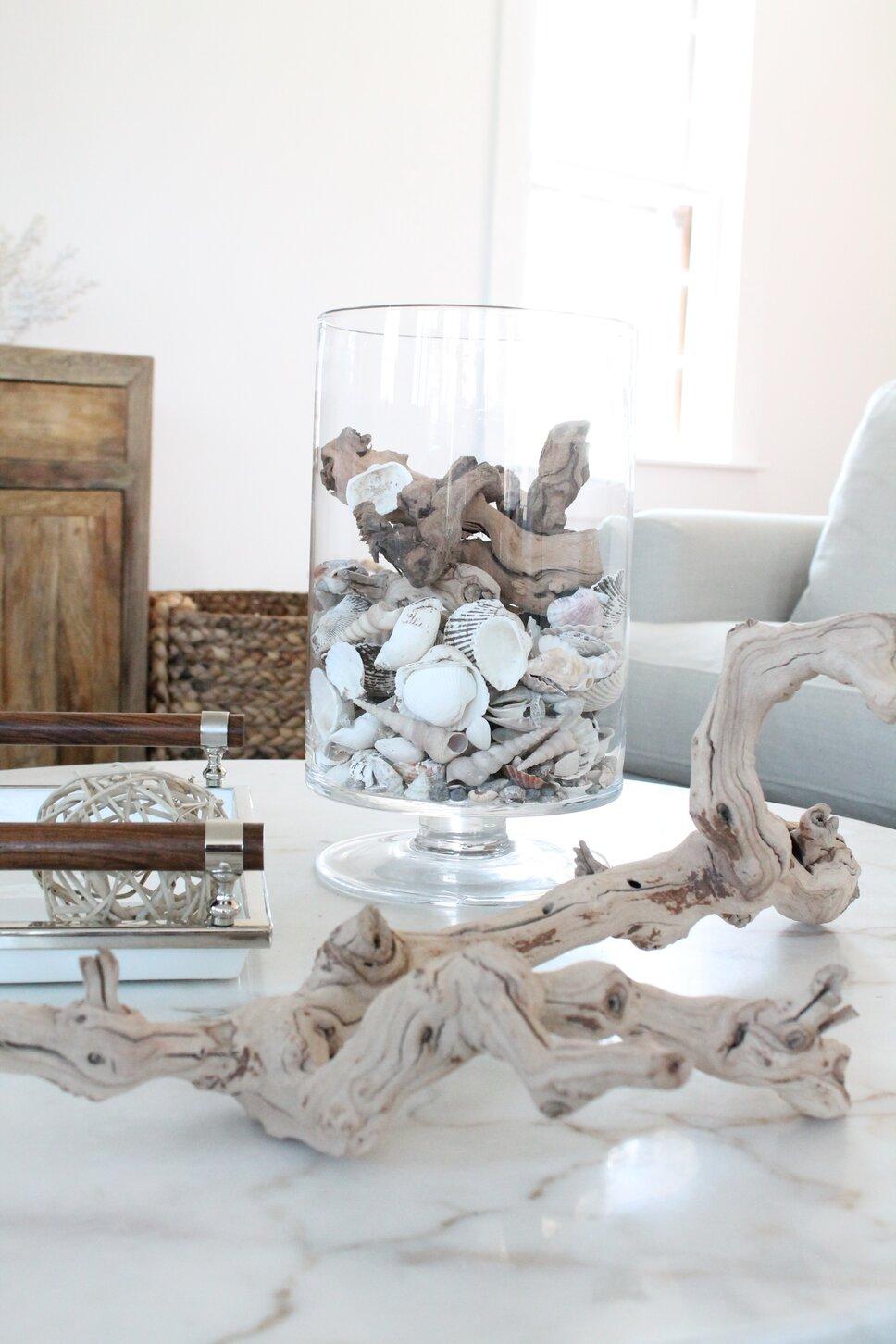 Kristy Kay Design Coastal Living Room design