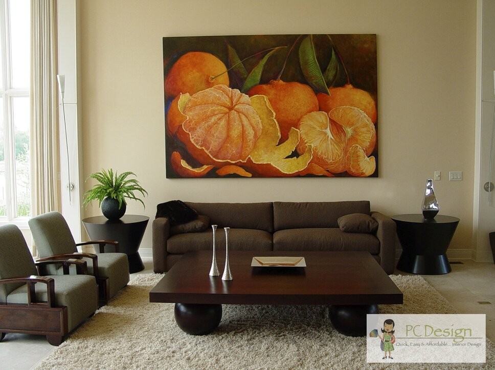 PC Design Inc. - Paige K. Castellini Contemporary Living Room design
