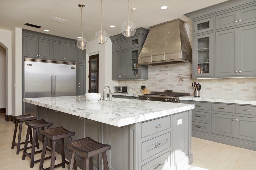 Photos Clay Bowman, Bowman Group Contemporary Kitchen design