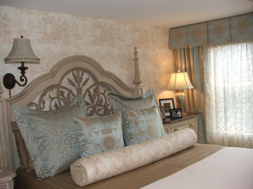 Cottage/Country Bedroom design