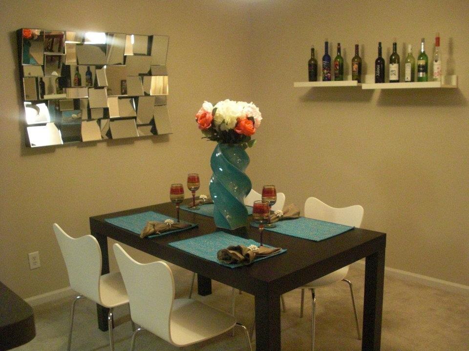 www.stricklandinteriors.com Contemporary Dining Room design