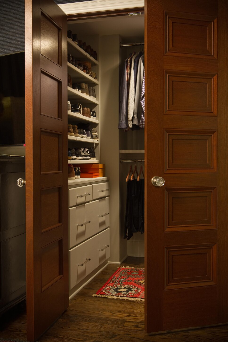 Interior Design by SHOPHOUSE Design Eclectic Storage design