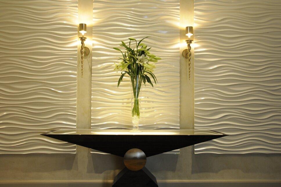 Jeffrey Brooks  Richard Barronio Mike OBrien Contemporary Entryway & Hallway design
