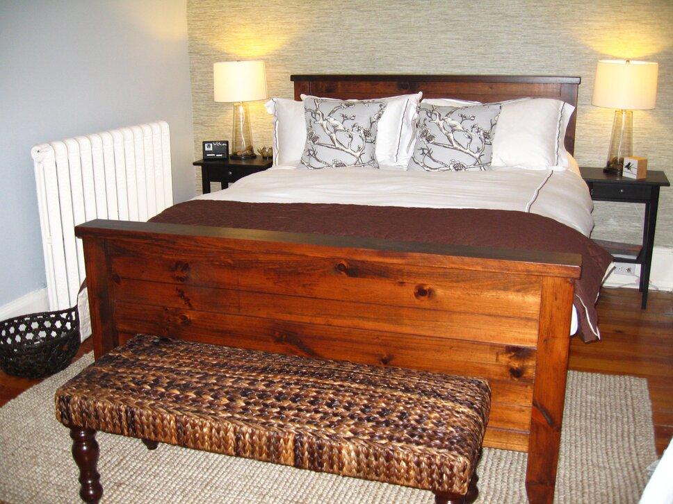 SET For Design Rustic Bedroom design