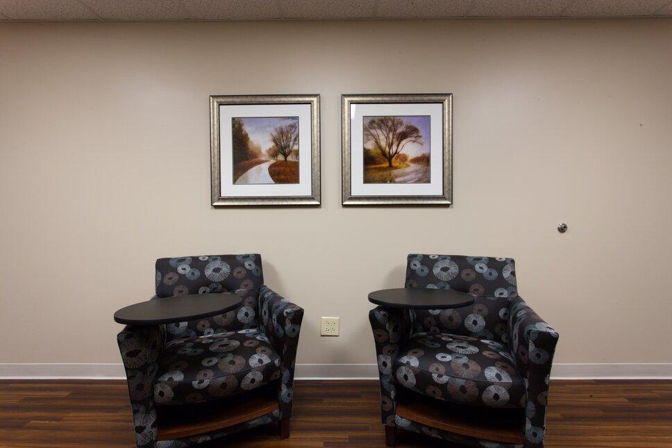 International Village Nursing are Rehab Contemporary Commercial design