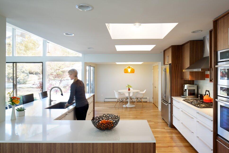 Photos by www.davidlauerphotography.com Modern Kitchen design