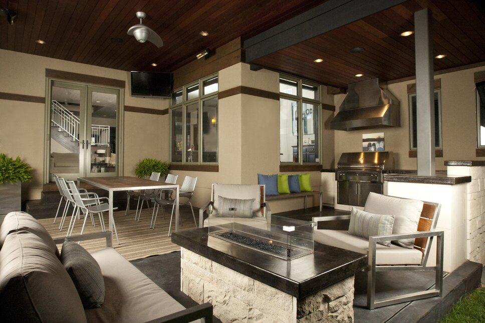 Photos by www.zornphoto.com Modern Exterior, Deck, & Patio design