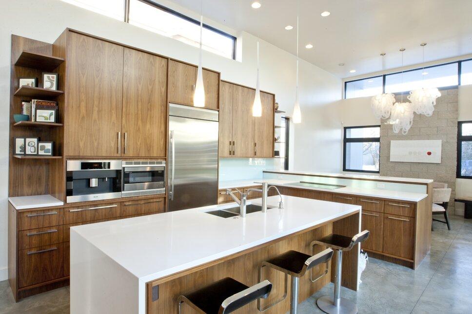 Photo by www.zornphoto.com Modern Kitchen design