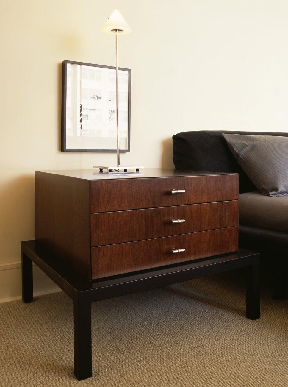 Traditional Bedroom design
