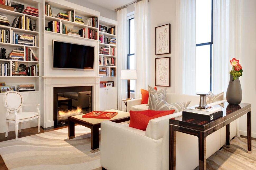 Contemporary Living Room design