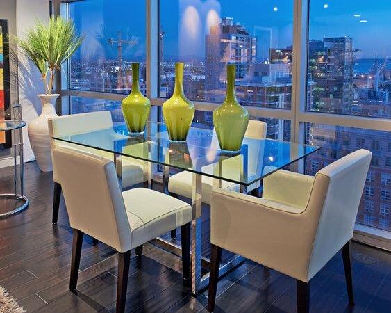 LONDON JEWELL INTERIOR DESIGN Modern Dining Room design