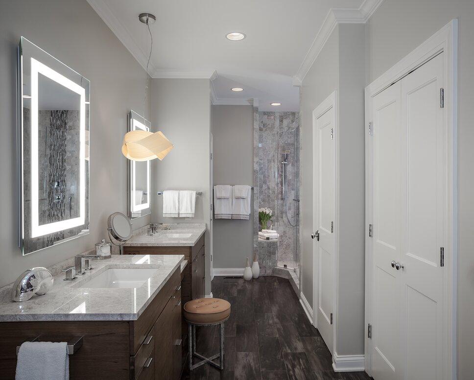Designer Samantha Culbreath Photographer Chip Pankey Contemporary Bathroom design