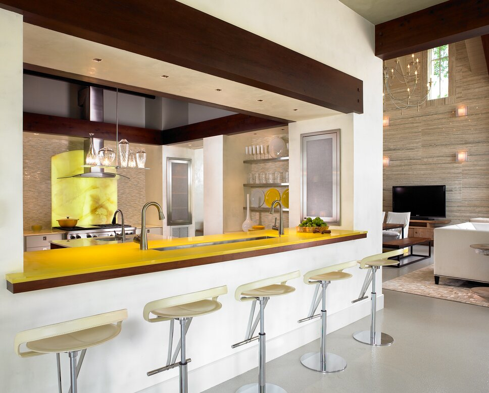 Photographer Kim Sargent Contemporary Kitchen design