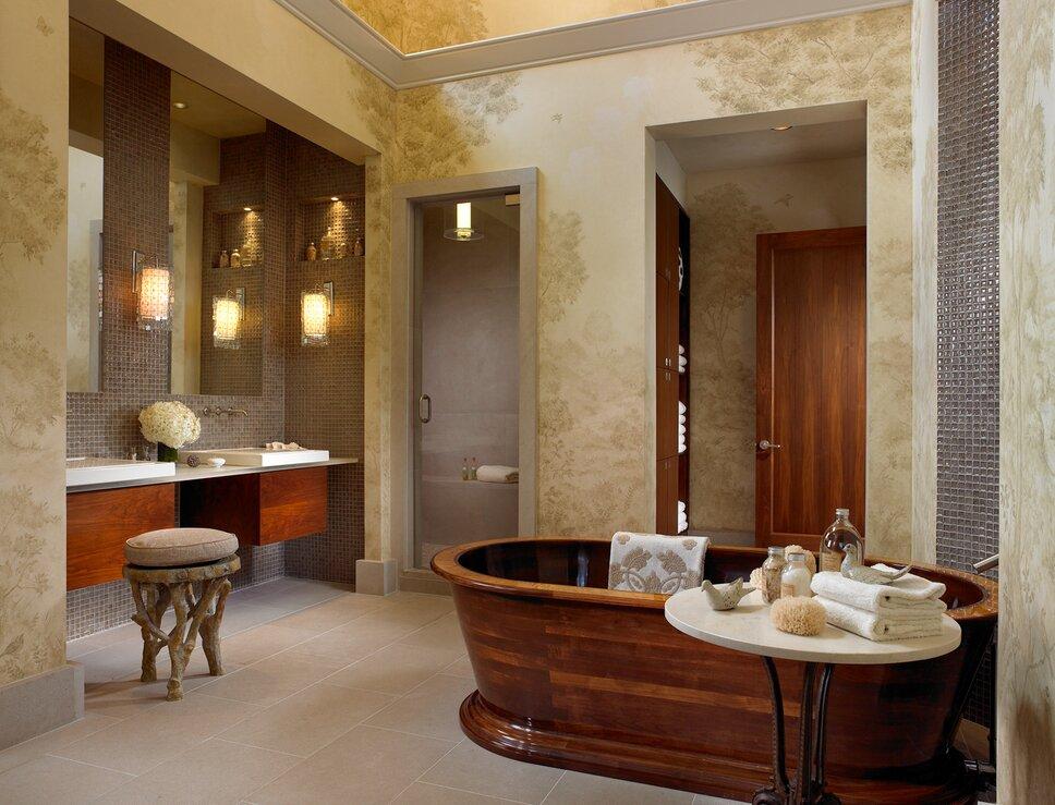 Photographer Kim Sargent Contemporary Bathroom design