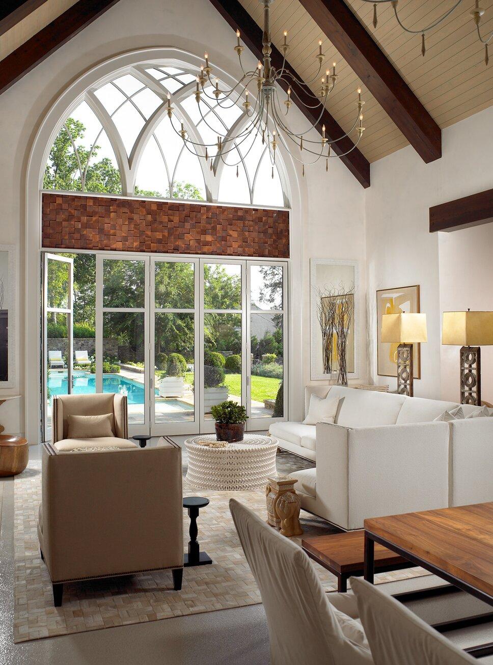 Photographer Kim Sargent Contemporary Living Room design