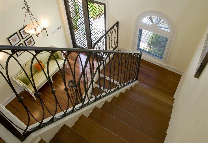 Contemporary Entryway & Hallway design