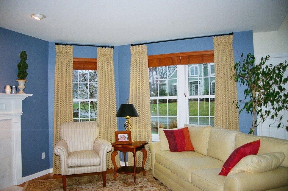 cavallarodesigns.com Traditional Living Room design