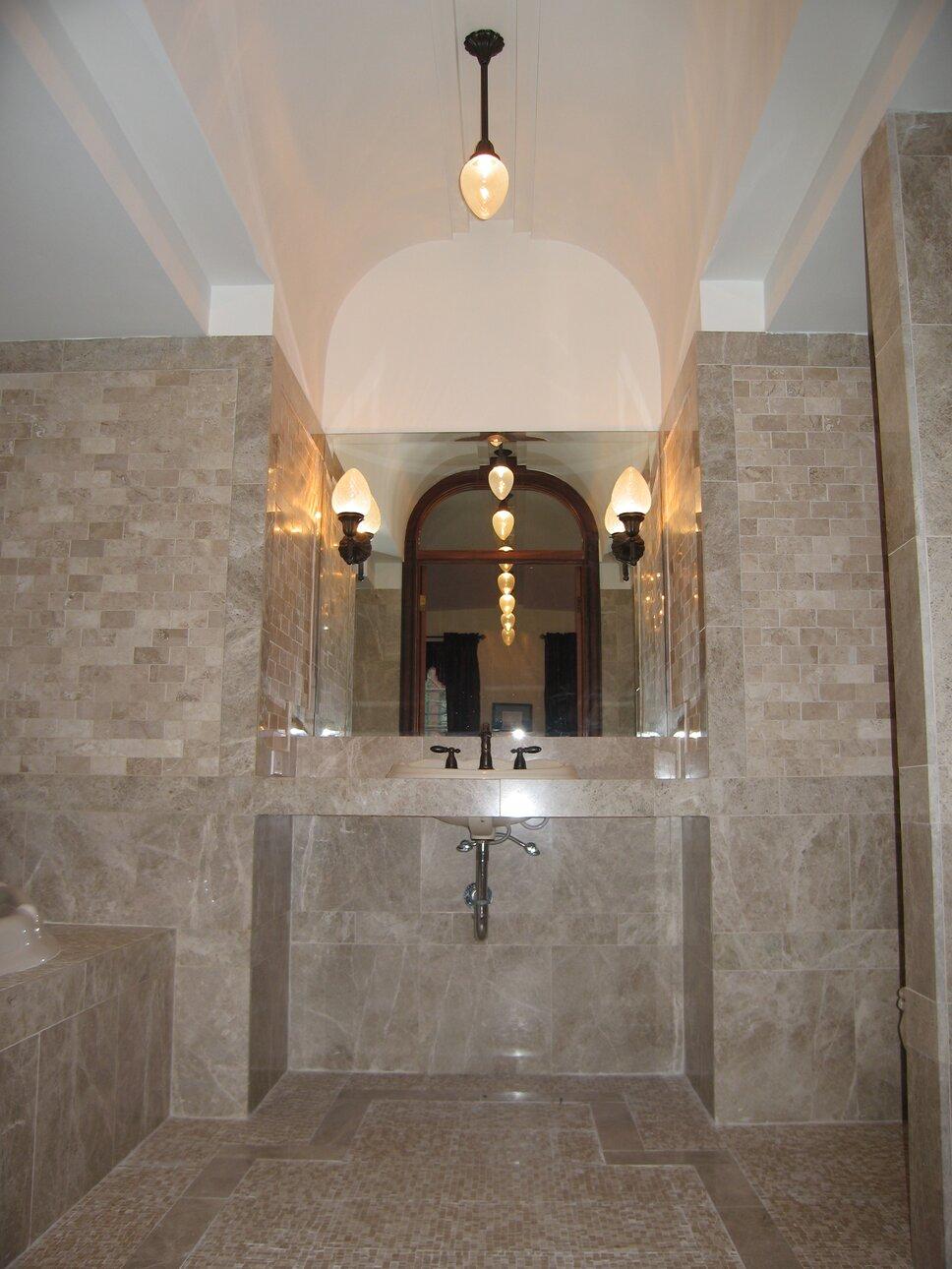 PYRAMIDDG.COM Contemporary Bathroom design