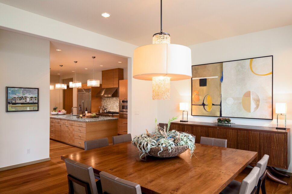 Contemporary Dining Room design