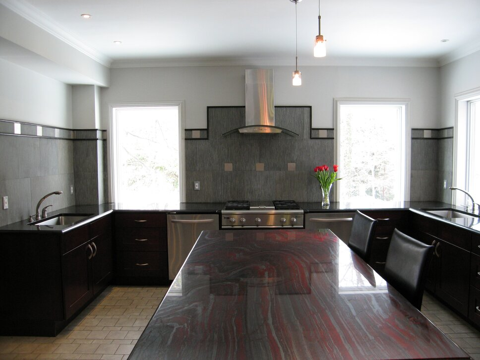 PYRAMIDDG.COM Contemporary Kitchen design