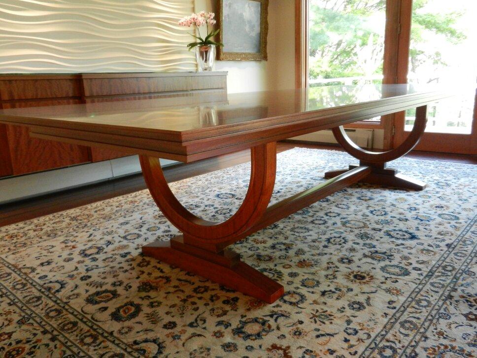 PYRAMIDDG.COM Contemporary Dining Room design