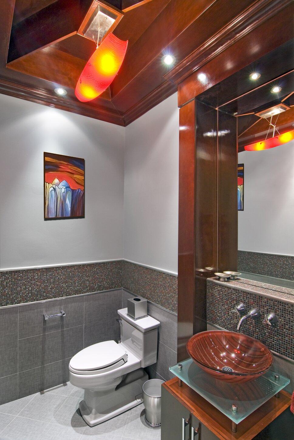 Zbig Jedrus, photographer  Bathroom design