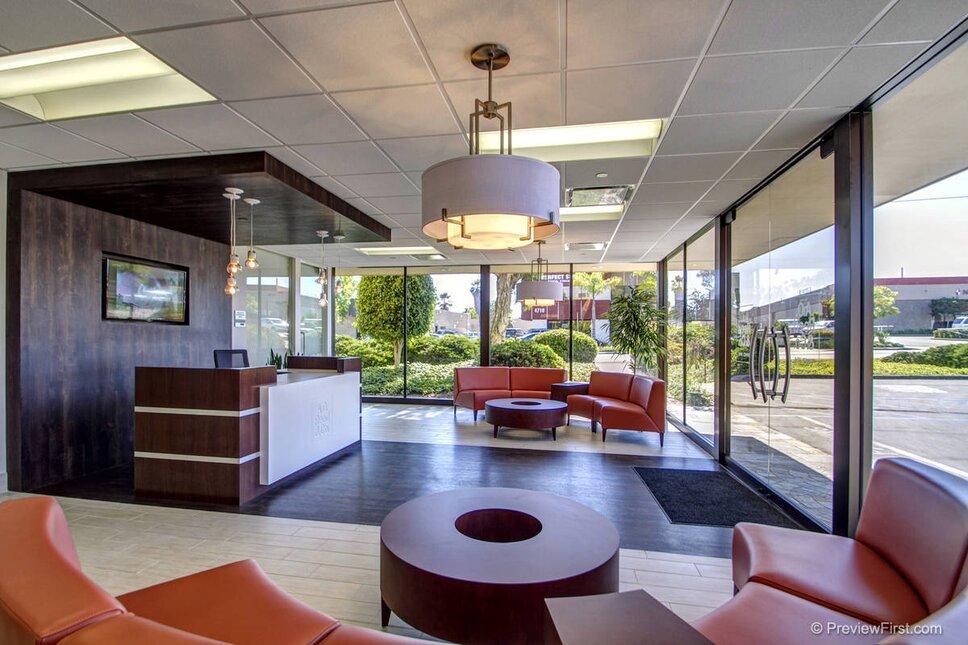San Diego Office Design  www.sdOfficeDesign.com A.O REED  Co. Contemporary Commercial design