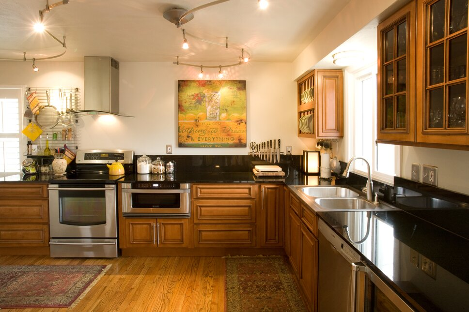 Photo by Sarah Carmody Traditional Kitchen design